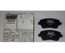 Гальмівні колодки задні MOTRIO Master/Movano з 2011 image 1