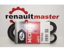 Полі клиновий (дорожечний) ремінь Renault Trafic gates image 1