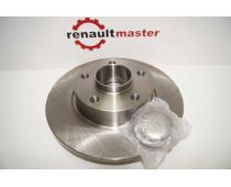 Гальмівний диск Renault Trafic II зад Rotinger image 1 | Renaultmaster.com.ua