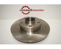 Гальмівний диск Renault Trafic задній MEYLE image 1