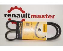 Поли клиновой (дорожечный) ремень Renault Master 2.5 с 2007 Contitech один ролик