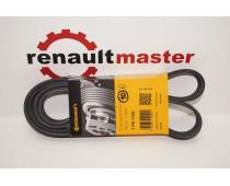 Ремінь генератора Renault Master/Opel Movano 2.5dCi 03 (+AC) CONTITECH image 1 | Renaultmaster.com.ua