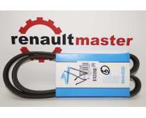 Полі клиновий (дорожечний) ремінь Renault Мaster DAYCO -ac 6PK1145 image 1 | Renaultmaster.com.ua
