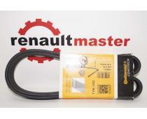Ремінь генератора Renault Kangoo 7PK1153 1.5dCi CONTITECH (AC) image 1 | Renaultmaster.com.ua