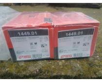 Гальмівні колодки передні Master10- REMSA image 1