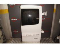 Двері задні праві Renault Trafic (Vivaro, Primastar) Б/У image 1