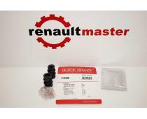 Ремкомлект гальмівного суппорта Renault Trafic Quick Brake задній image 1