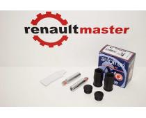 Ремкомлект скоби суппорта Renault Master II Autofren задній image 1 | Renaultmaster.com.ua