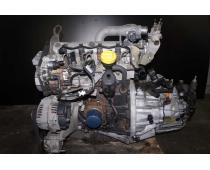Двигатель комплектный Renault Trafic (Vivaro, Primastar) 1.9 Б/У