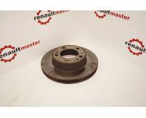 Передній гальмівний диск Renault Master 2.3 (Movano,NV 400) 2010- Б/У image 1