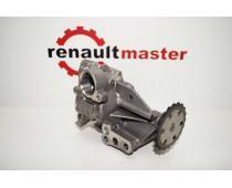 Масляный насос Renault Master 2.3 (Movano,NV 400) 2010 - OE ламели