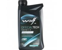 WOLF official TECH 5W30      1L image 1