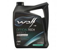 WOLF official TECH 5W30      5L image 1 | Renaultmaster.com.ua