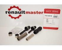 Ремкомлект гальмівного суппорта Renault Mascott QUICK BRAKE image 1
