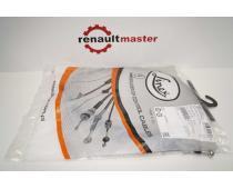 Трос ручного гальма Renault Trafic -01 R (1503/1365) LINEX image 1
