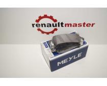 Дискові гальмівні колодки Renault Master Meyle задні r16 без датчику image 1