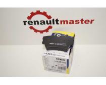 Колодки тормозные задние Renault Trafic -01 ICER