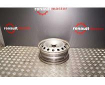 Диск колесный Renault Trafic II Vivaro, Primastar) R16 OE Б/У