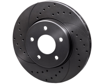 Гальмівний диск Renault Master II -2010 перед Rotinger 7700314064 image 1