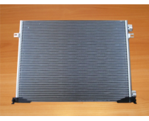 Радіатор кондиціонера (довгий) Renault Trafic 2.0 з 2007р Б/У image 1