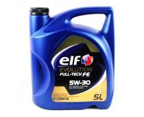 Олива моторна ELF Evolution Fulltech FE 5W-30 image 1