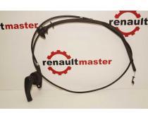 Трос капота Renault Master (Opel Movano,Nissan Interstar) 1998-2010 Б/У  image 1