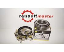 Комплект підшипників ступиці Renault Master 2.3 SKF зад з 2010 спарка image 1