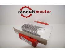Вкладиши корінні Reault Master 2.3 STD image 1