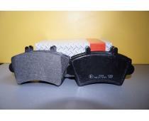Дисковые тормозные колодки Renault Master ABS перед r16 без датчика