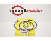 Комплект поршневих кілець Renault Master 2.8 Goetze стандарт image 1