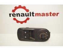Кнопка склопідйомників і регулювання дзеркал Renault Trafic ІІ  Б/У image 1 | Renaultmaster.com.ua