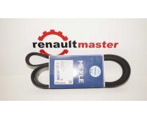 Ремінь генератора Renault Master 2.5 DCI 03- (+A/C) (7PK1795) MEYLE image 1 | Renaultmaster.com.ua