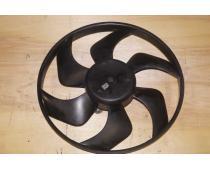 Вентилятор охолодження Renault Trafic (Vivaro, Primastar) 1.9, 2.0 Б/У image 1