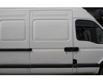 Двері бокові розсувні комплектні Renault Master (Movano,Interstar) 1998-2010 Б/У image 1