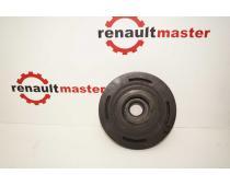 Шків колінвала з кондиціонером Renault Master II/Trafic II 2.5 Б/У image 1