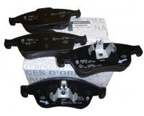 Гальмівні колодки передні Renault Kangoo OE image 1 | Renaultmaster.com.ua