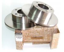 Тормозной диск Renault Master III 2010 - задний 1шт OE image 1
