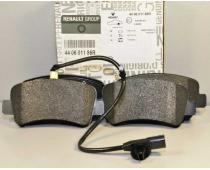Тормозные колодки задние OE Master/Movano с 2011 image 1