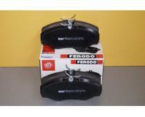 Монтажный комплект дисковых колодок Renault Trafic Ferodo перед