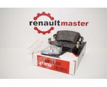 Гальмівні колодки зад Master 04-10 REMSA image 1 | Renaultmaster.com.ua