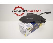 Гальмівні колодки передні Master10- ICER image 1 | Renaultmaster.com.ua