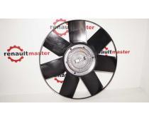 Віско муфта з вентилятором 2.3 Renault Master 10- OE image 1 | Renaultmaster.com.ua