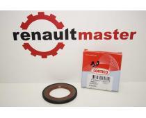 Сальник колінвалу Renault Master 3.0 Corteco передній image 1