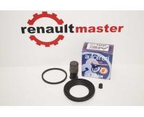 Ремкомлект скоби суппорта Renault Master Autofren задній image 1