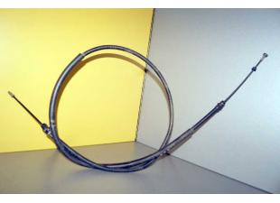 Трос ручного гальма на задній супорт Renault Master (Movano, Interstar) 2003-2010 Б/У image 1