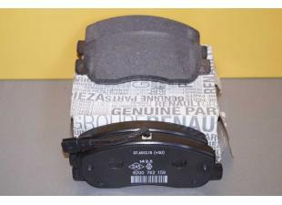Тормозные колодки передние Master/Movano с 2011 OE image 1