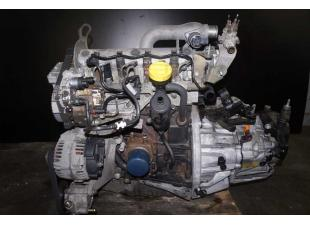 Двигун комплектний Renault Trafic (Vivaro, Primastar) 1.9 Б/У image 1