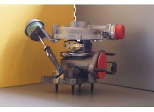 Турбина Renault Master 2.3 OE image 1