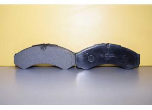 Комплект тормозных колодок Renault Mascott ARE перед image 1