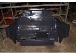 Защита пластик Renault Master до 2010 image 1